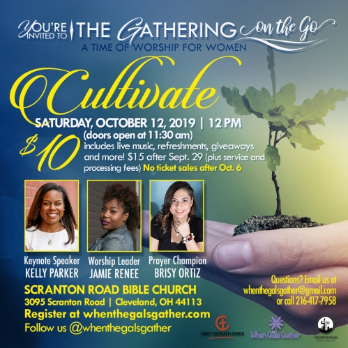 The Gathering Cultivate FlyerSM